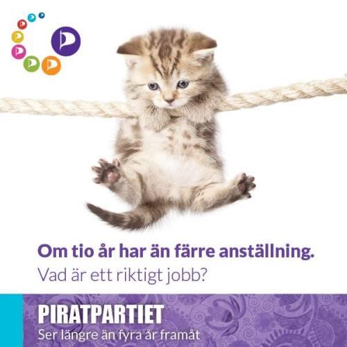 Piratpartiet - visionärerna!